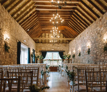 The Barn at Harburn Wedding Venue West Lothian