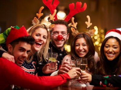 Food Creations - Christmas Party Nights