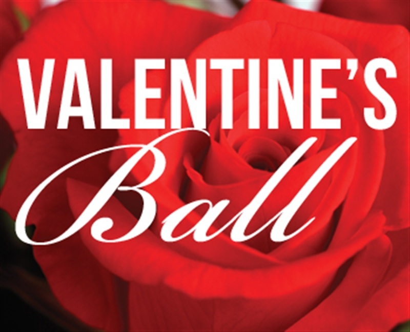 Livingston Valentines Ball At The Almondvale Suite Food