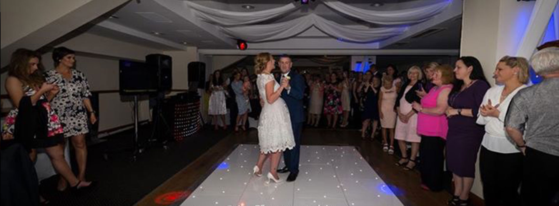 The Almondvale Suite Wedding, West Lothian