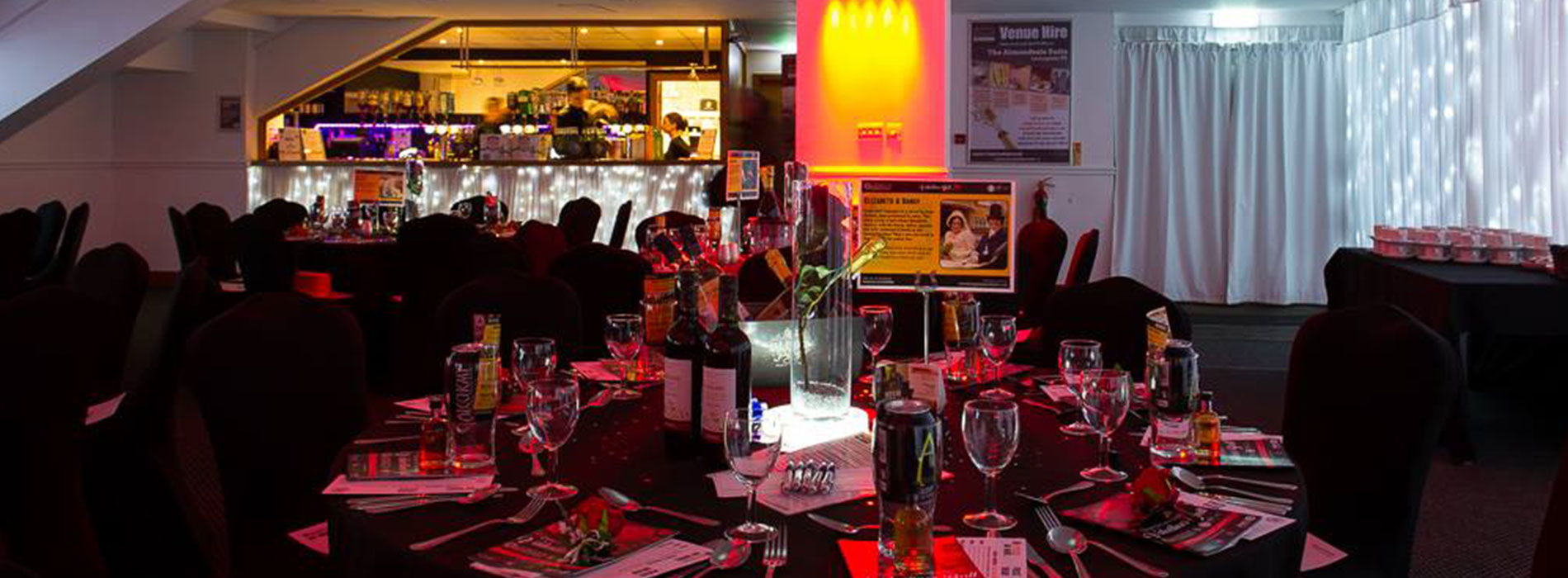 The Almondvale Suite Fundraiser Dinner, West Lothian
