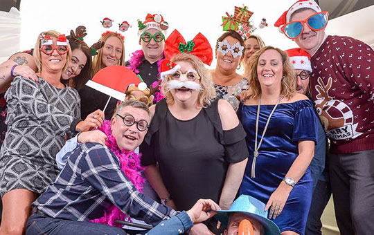 Christmas Party at the Almondvale Suite, West Lothian