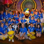 Dreamflight kids at Walt disney wolrd