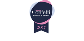 Scottish Confetti Wedding Awards 2017 Finalist