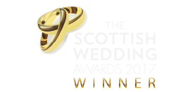 The Scottish Wedding Awards 2017 Winner